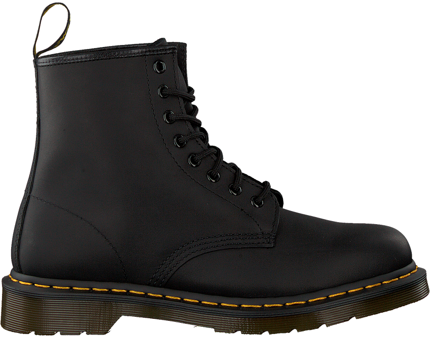 Schwarze DR MARTENS Ankle Boots 1460 - larger