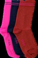 Mehrfarbige/Bunte LE BIG Socken TAMLYN SOCK 3-PACK  - medium