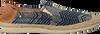 Blaue LA SIESTA Espadrilles 51212  - small