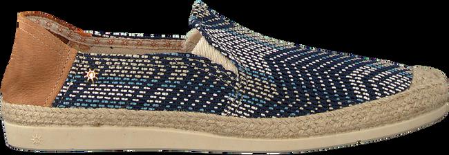 Blaue LA SIESTA Espadrilles 51212  - large