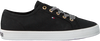 Schwarze TOMMY HILFIGER Sneaker low ESSENTIAL NAUTICAL  - small