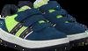 Gelbe QUICK Sneaker MAURISSEN JR VELCRO  - small