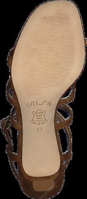 Braune UNISA Sandalen MIMO  - large