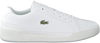 Weiße LACOSTE Sneaker CHALLENGE  - small