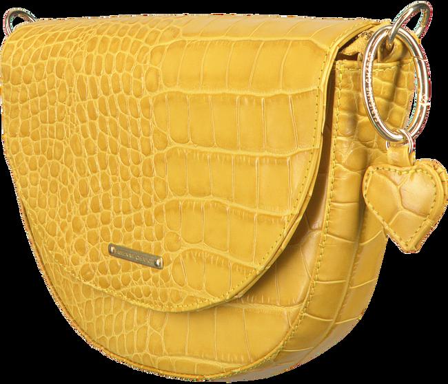 Gelbe FABIENNE CHAPOT Umhängetasche PHILINE BAG  - large