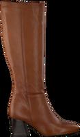 Cognacfarbene NOTRE-V Hohe Stiefel 2293/092  - medium
