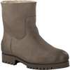 Taupe SHABBIES Ankle Boots 181020073 - small