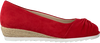 Rote GABOR Espadrilles 592 - small