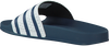 Blaue ADIDAS Zehentrenner ADILETTE HEREN - small