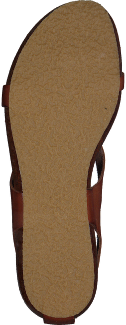 Cognacfarbene RED RAG Sandalen 79128 - large