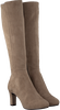 Taupe UNISA Hohe Stiefel NATALIE  - small
