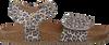 Beige CLIC! Sandalen CL GRASS - small