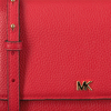 Rote MICHAEL KORS Umhängetasche PHONE CROSSBODY  - small