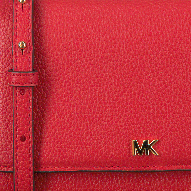 Rote MICHAEL KORS Umhängetasche PHONE CROSSBODY  - large