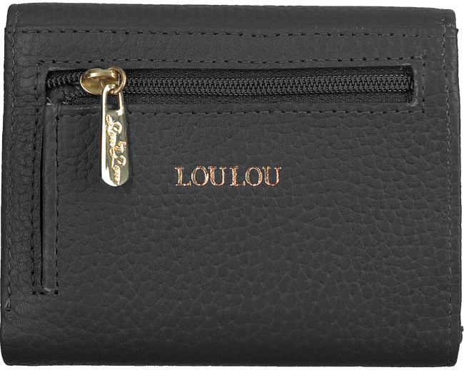 Graue BY LOULOU Portemonnaie SLB6XS GRIL BOSS GOLD - large