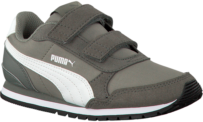 Graue PUMA Sneaker ST.RUNNER JR - large