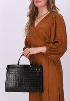 Schwarze FURLA Handtasche LADY M L TOTE  - medium