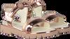 Roségoldene UNISA Sandalen NENUM - small