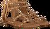 Cognacfarbene ASH Sandalen POWER  - small