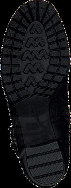 Schwarze GABOR Stiefeletten 653 - large