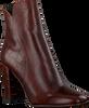 Cognacfarbene NOTRE-V Stiefeletten 176/04  - small