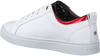 Weiße TOMMY HILFIGER Sneaker CITY SNEAKER  - small