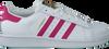 Weiße ADIDAS Sneaker SUPERSTAR KIDS - small