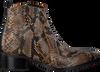 Braune VIA VAI Cowboystiefel 5115099 - small