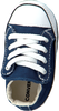 Blaue CONVERSE Babyschuhe CRIBSTER CANVAS COLOR  - small