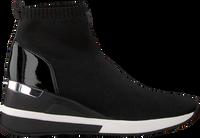 Schwarze MICHAEL KORS Sneaker high SKYLER BOOTIE  - medium