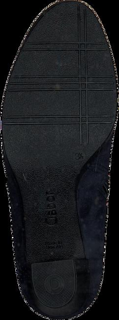 Blaue GABOR Stiefeletten 861  - large