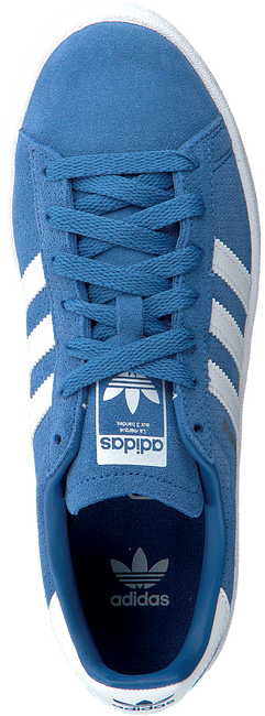 Blaue ADIDAS Sneaker CAMPUS J - large
