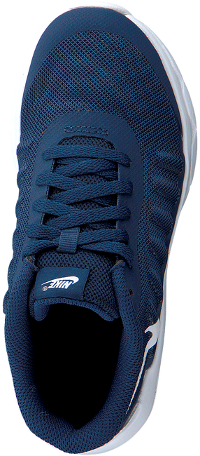 Blaue NIKE Sneaker AIR MAX INVIGOR/PRINT (PS) - large