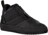Schwarze OKYO Sneaker 1204K01 - small