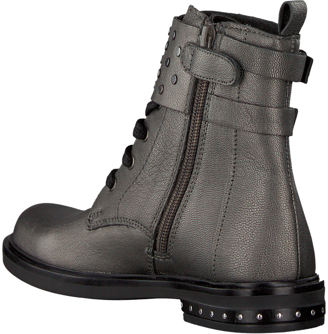 Silberne APPLES & PEARS Schnürboots B009024 - large