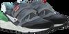 Schwarze RED RAG Sneaker 15397 - small