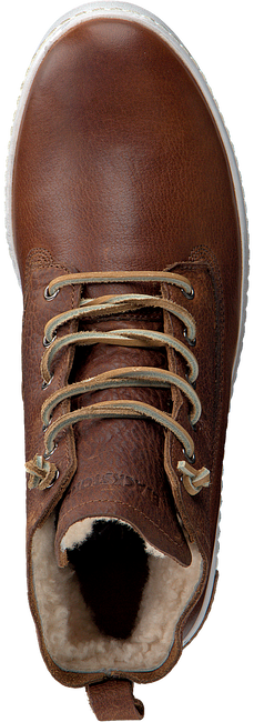 Cognacfarbene BLACKSTONE Ankle Boots GM06 - large