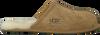 Cognacfarbene UGG Hausschuhe SCUFF - small
