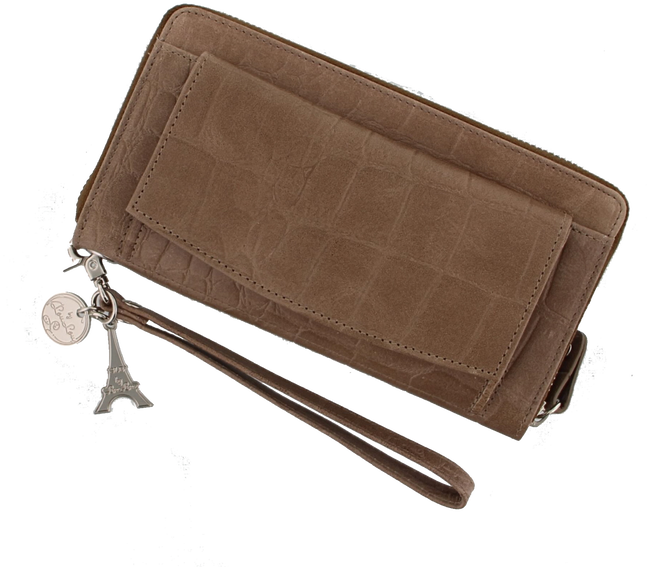 Beige BY LOULOU Portemonnaie SLB04S - large