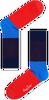 Blaue HAPPY SOCKS Socken RB01 - small