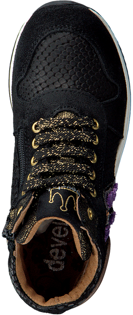 Schwarze DEVELAB Sneaker 41638 - large