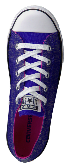Lilane CONVERSE Sneaker AS EAST COASTER SHINE - large