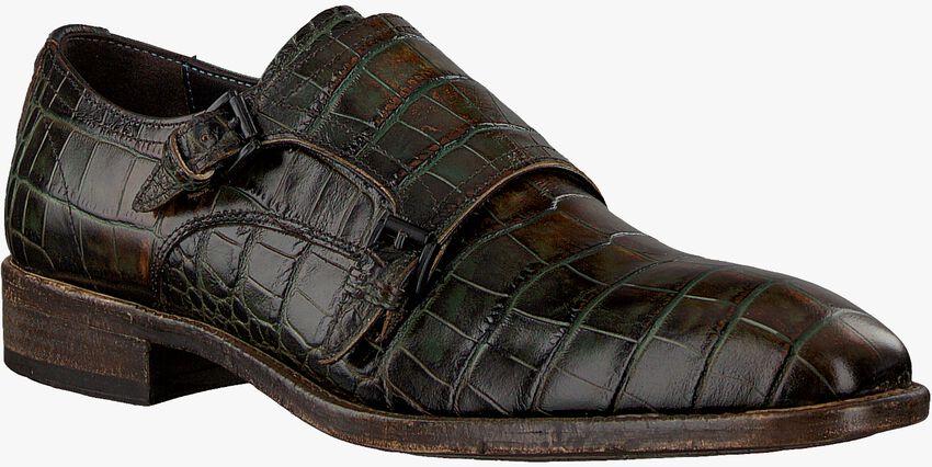 Grüne GIORGIO Business Schuhe HE974160  - larger