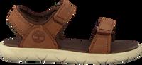 Braune TIMBERLAND Sandalen NUBBLE SANDAL LTHR 2 STRAP - medium