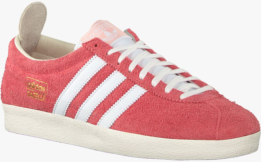 Rote ADIDAS Sneaker low GAZELLE VINTAGE W  - larger