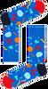Blaue HAPPY SOCKS Socken BALLOON ANIMAL - small