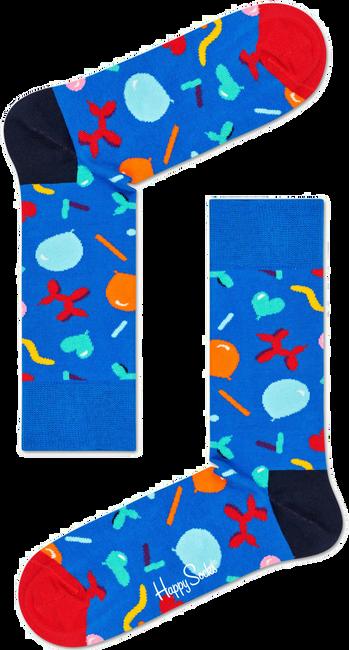 Blaue HAPPY SOCKS Socken BALLOON ANIMAL - large