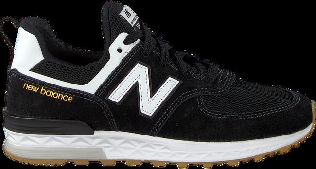 Schwarze NEW BALANCE Sneaker GS574 - large