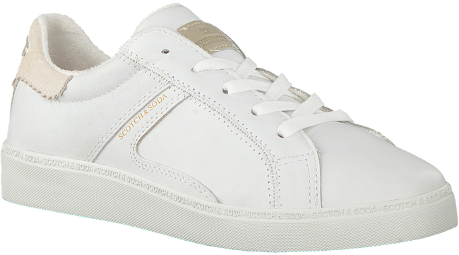 Weiße SCOTCH & SODA Sneaker LAURITE  - large