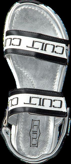 Schwarze CULT Sandalen C14-3  - large